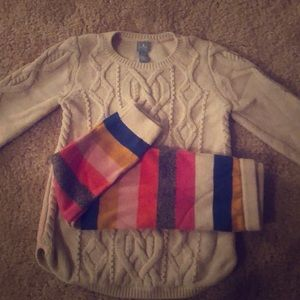 GAP Matching Sets - Sweater Tunic and sweater leggings to match